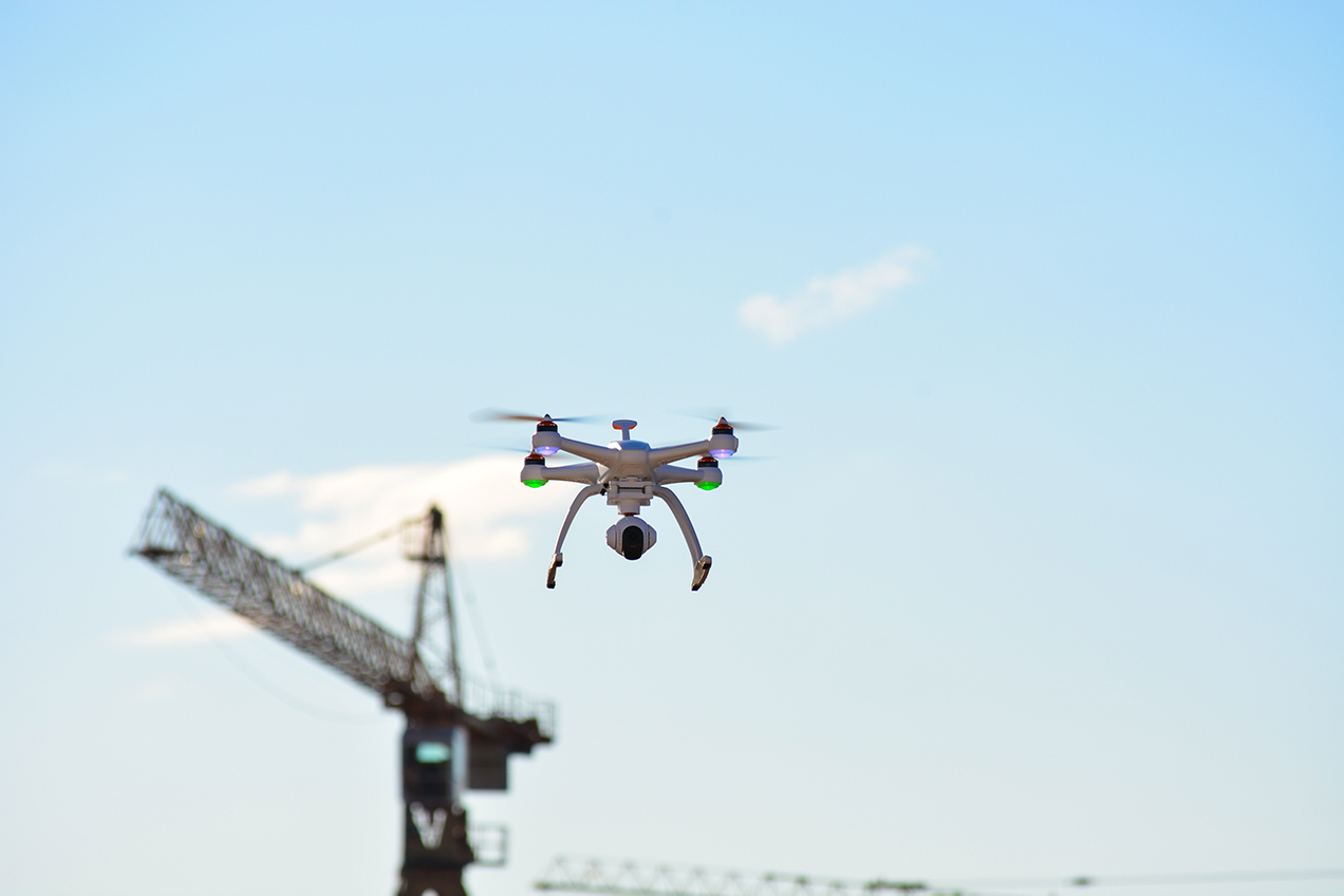 A Bird's-Eye View of Insuring Drones in the Construction Industry